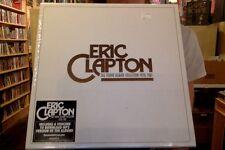 Eric Clapton Studio Album Collection 1970-1981 9xLP box set sealed vinyl + mp3
