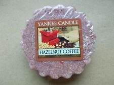 Yankee Candle USA exclusive rare Noisette Café Wax tart