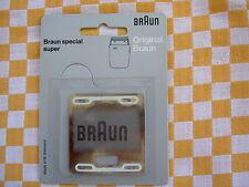Grille BRAUN 226 / 240 Replacement Foil razor shaving Special Super Parat Combi