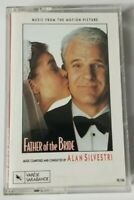 Father Of The Bride Cassette Music From Motion Picture 1991 Touchstone Tape
