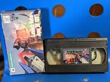 Vintage 90s Starfox64 / Rumble Pak Nintendo 64 N64 VHS Tape Promotional 1997