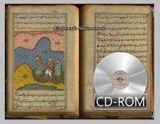 "Abridgment of the Book of Kings ""Tarikh-i dilgusha-yi Shamshirkhani"" 1300 AD"
