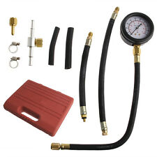 Fuel Pump Pressure Injection Testers system Test Gauge Set Car Auto Testing Tool