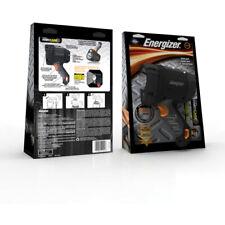 Energizer  HardCase  600 lumens Black  LED  Spotlight  AA Battery