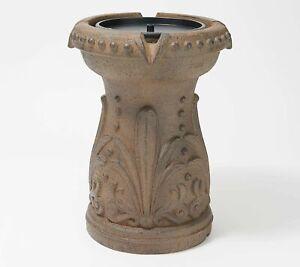 Bernini Self-Contained Decorative Designer Series Fountain Tower ***Bronze,
