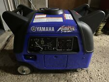 Yamaha Ef3000iseb 3000w Immaculate Inverter Generator Local Pick Up Only