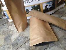 25 Stück Kraftpapier-mit Zipper-Kaffee-Ventil-tüten 250g- Rösten + verpacken