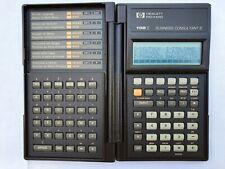 Financial Calculator Hewlett Packard HP 19B II Business Consultant II #569