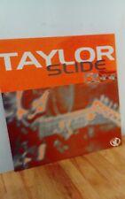 Taylor Slide 12 inch vinyl record Dance