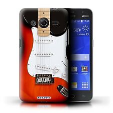 STUFF4 Phone Case for Samsung Galaxy Core and Grand Smartphone/Guitar/Cover