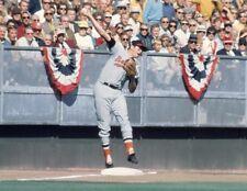 "Brooks Robinson - 8"" x 10"" Photo- 1970 World Series - Baltimore Orioles - Reds"