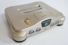 NINTENDO 64 Toys R US Limited Gold Console Only Cosmetic Wears N64 Japan Import