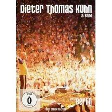 """DIETER THOMAS KUHN & BAND """"LIVE AUF DER WALDBÜHNE""""  DVD NEU"""