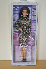 2014 Black Label THE LOOK COLLECTION City Shine LACE Dress Barbie NEW