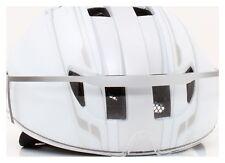 SPEQ E-Bike Fahrradhelm SP-30 mit Visier & Flashsystem Gr. S/M weiß / grau