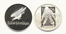 Medal Fallschirmjäger Paratrooper WW2 WWII German Luftwaffe Mercury Crete Eagle