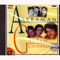 Aakraman / Gautam Govinda / 2 IN 1 / Made In UK - Bollywood Rare