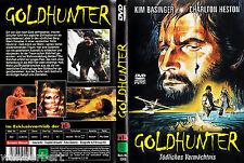 *- DVD - GOLDHUNTER -Tödliches VERMÄCHTNIS- Kim BASINGER/Ch.HESTON 98 min (1982)