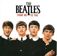 ★☆★ CD Single The BEATLESFrom me to you 2-Track CARD SLEEVE    ★☆★