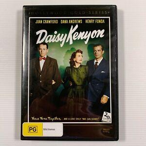 Daisy Kenyon (DVD, 2011) 1947 film Joan Crawford Henry Fonda Region 4