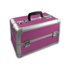 (SP) Beauty Trolley Vanity Case Make up Cosmetic Box Hairdressing Nail Art Salon