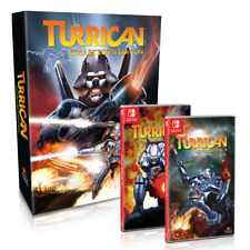 TURRICAN COLLECTOR'S EDITION (Nintendo Switch) - PREORDER