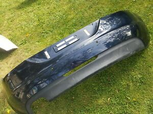 Audi TT Mk2 Rear Bumper Blue