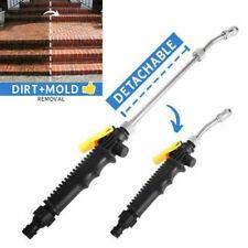 2 IN 1 Adjustable High Pressure Power Washer 2.0 For Car Sidewalks Washing 48cm