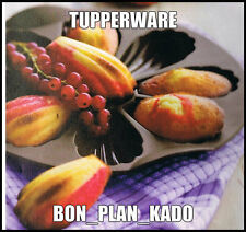 Moule à madeleines en silicone - Tupperware **NEUF**