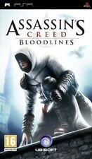PSP Game Assassin's Creed Bloodlines for Sony PlayStation Portable