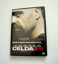 Celda/ Cell 211 DVD R2 Spanish w English subtitles Luis Tosar Daniel Monzon