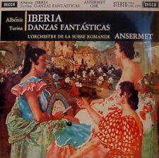 DECCA  SXL-2243  ALBENIZ IBERIA ANSERMET SPEAKERS CORNER 180g