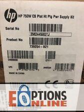 Brand New HPE Platinum 750W Power Supply 739254-B21 742516-001 748281-001 746072