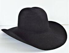 Old Black Stetson Cowboy Hat