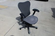 High End Herman Miller Mira Office Chair in Graphite Gray - Brand new!