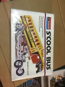 1/24 s`cool Bus model  (sealed)
