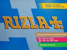 8000 filtri Rizla Slim 6mm (50 bustine 160 pezzi) 6x15mm