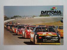 Vintage Daytona International Speedway Collector Postcard Rolex 24 Hour Nascar 3