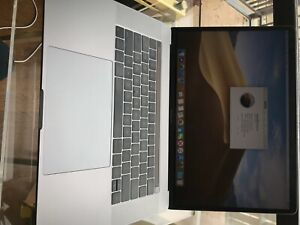 2017 Apple MacBook Pro 15 Space Gray Touchbar 3.1ghz I7 16 RAM 512gb