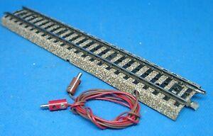 Märklin H0    10 x Anschlußkabel für  C-Gleis   0,25 mm 100 cm