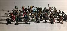 10 Random Miniatures D&D Citadel 1980-1985 some paint; like Grenadier Ral Partha