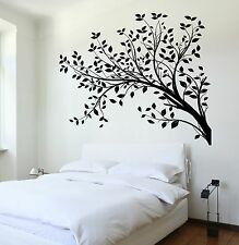 Wall Decal Tree Branch Cool Art For Living Room Vinyl Sticker (z3622)