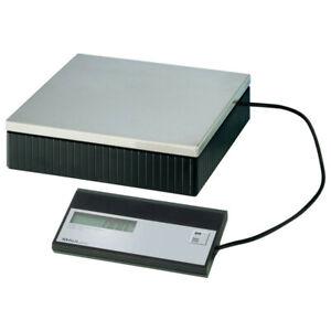 MAUL Paketwaage bis 50kg mit separatem Bedienpult, Batteriebetrieben