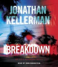 NEW - Breakdown: An Alex Delaware Novel by Kellerman, Jonathan
