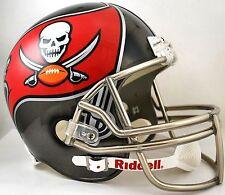 Tampa Bay Buccaneers Riddell NFL Deluxe Full Size Helmet - New Team Design