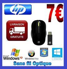 SOURIS ORIGINALE HP SANS FIL USB MAC OS APPLE WIN 7 8 VISTA XP 7€ PORT GRATUIT