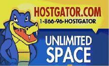 The best web hosting offer! Free web hosting with Hostgator + gift - cashback