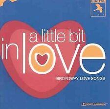 A LITTLE BIT OF LOVE Broadway Love Songs LIKE NEW CD