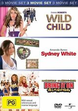 Wild Child / Sydney White / Bring It On: All Or Nothing DVD NEW