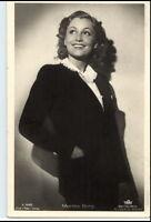 MONIKA BURG Schauspielerin ca. 1950/60 Porträt-AK Film Bühne Theater Postkarte